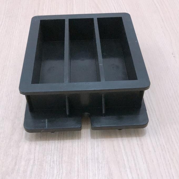 khuôn đúc mẫu vữa xi măng 4x4x16 bằng nhựa