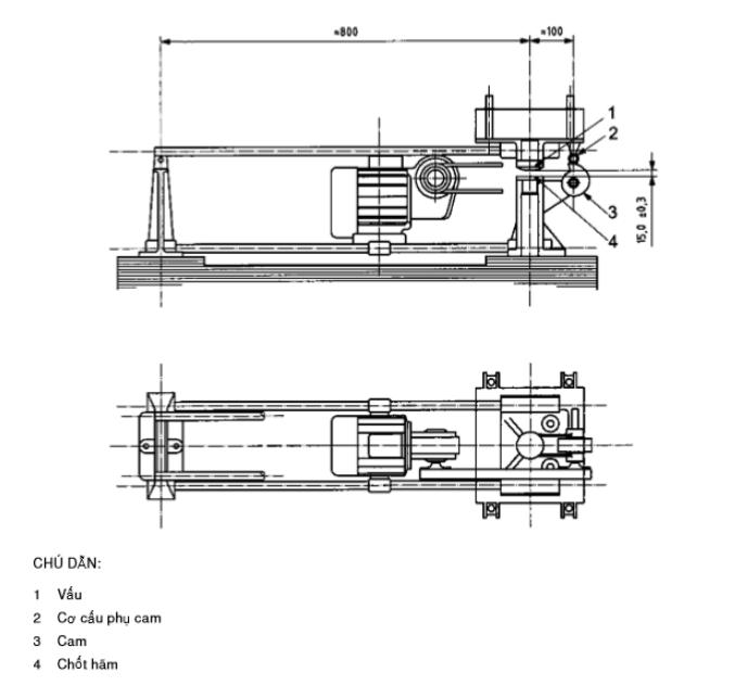máy dằn vữa xi măng tiêu chuẩn zs15