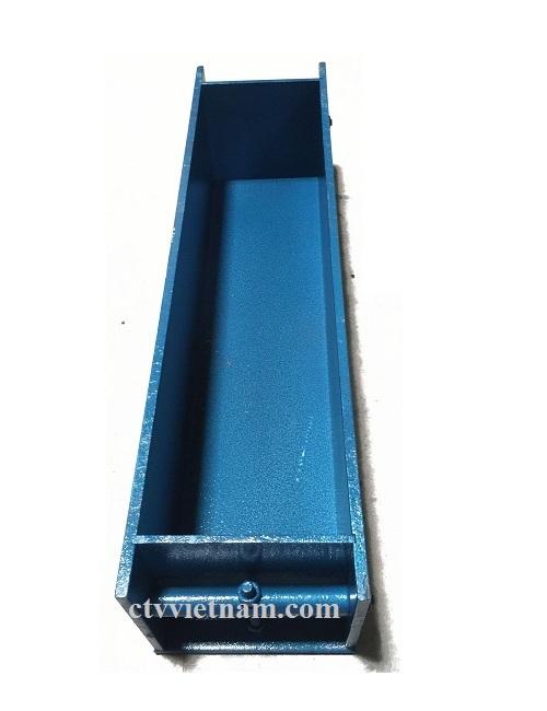 Khuôn bê tông lập phương-150x600mm
