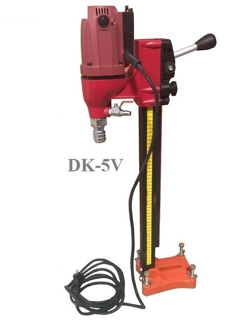 Máy khoan lấy mẫu bê tông DK-5V